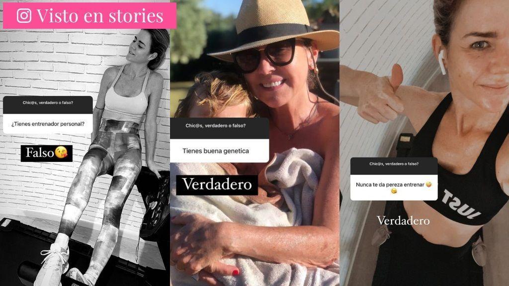 Entrenamientos, alimentación y genética: la combinación secreta de Amelia Bono