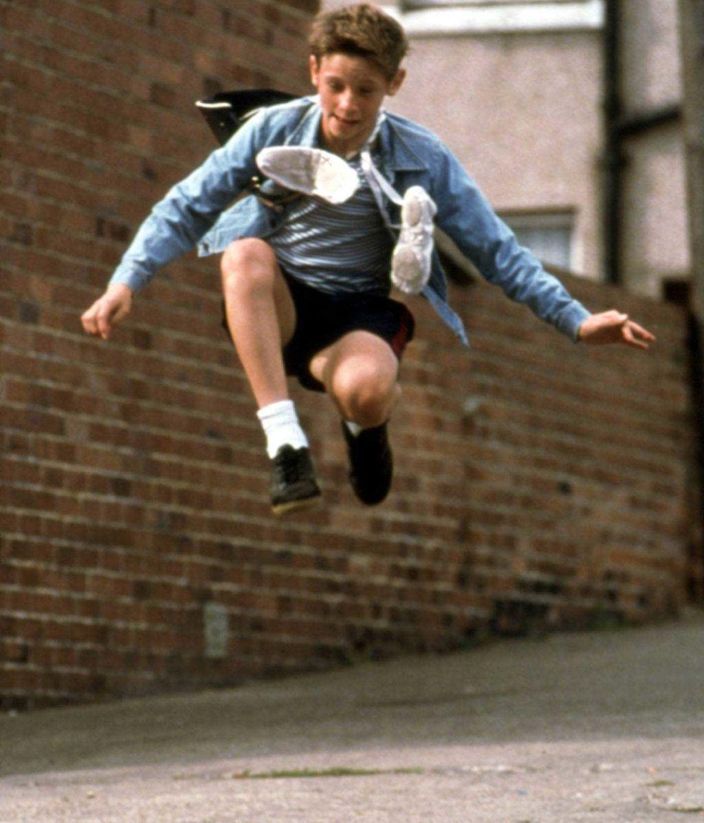 Jamie Bell, en 'Billy Elliot'