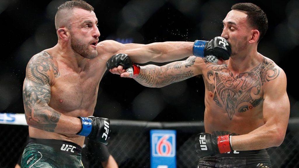 El presidente de la UFC se escandaliza con un combate: mandó a uno de los luchadores directo al hospital