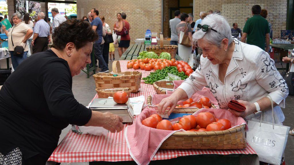 El consumo alimentario de los hogares españoles: los alimentos frescos y variados, los favoritos