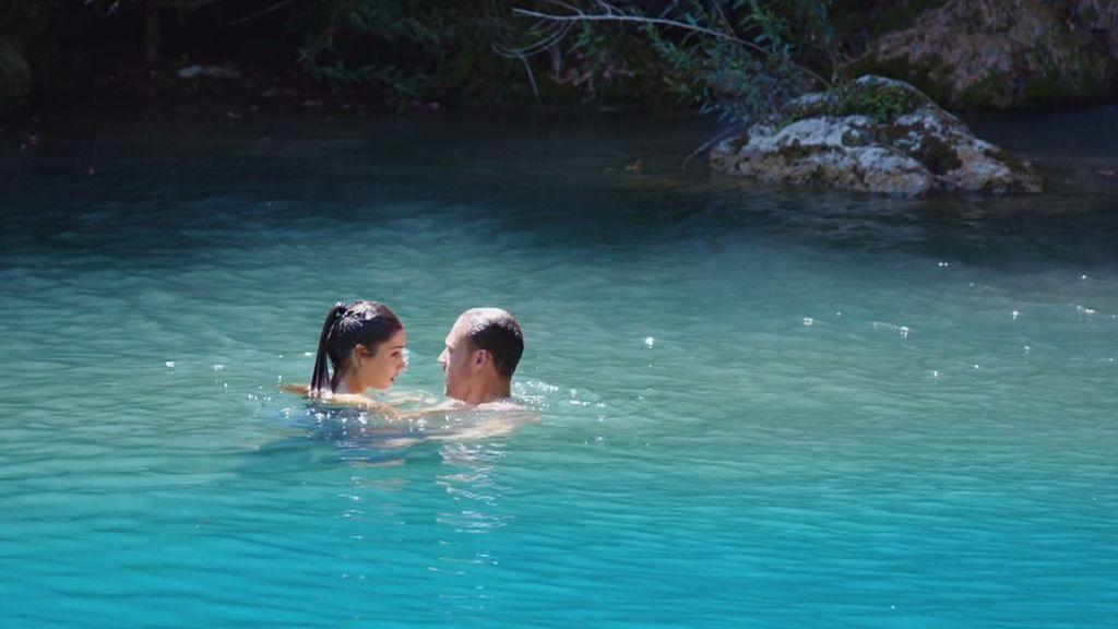 El momento más sensual de Eda y Serkan