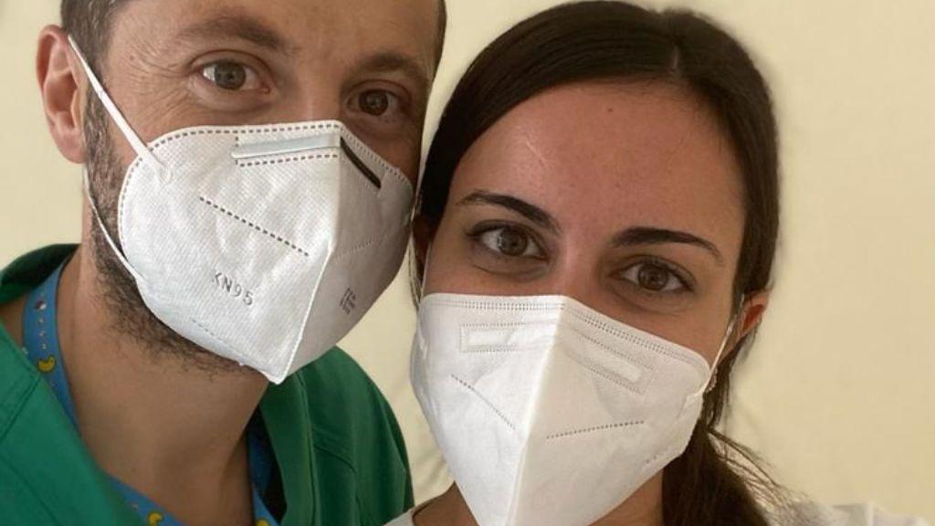 Juan y Teresa ya han recibido la vacuna del coronavirus