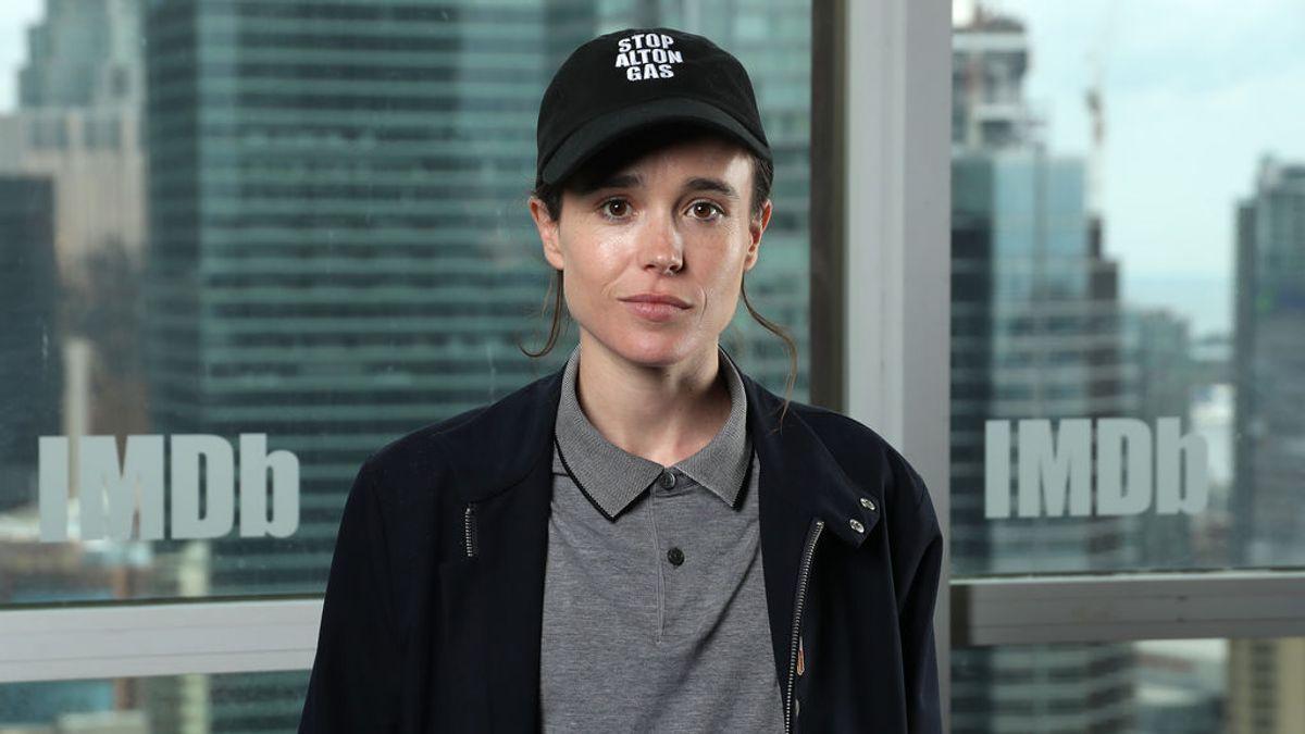 Elliot Page se divorcia de Emma Portner dos meses después de declararse transgénero