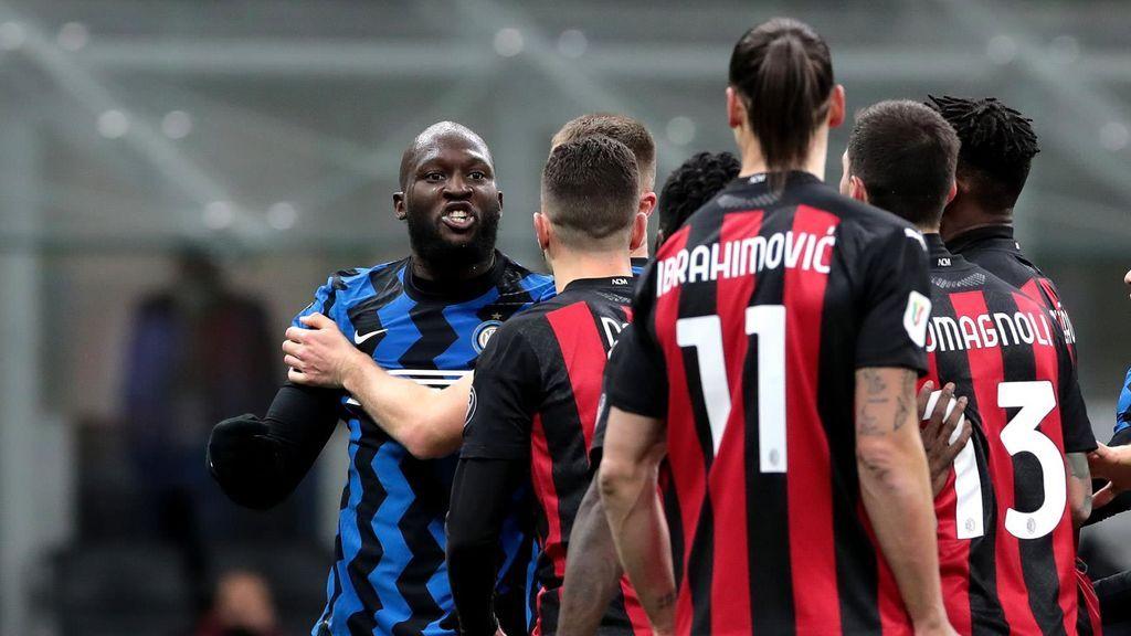 """Ibrahimovic es acusado de racista tras su encontronazo con Lukaku y se defiende: """"En el mundo de Zlatan no hay espacio para el Racismo"""""""