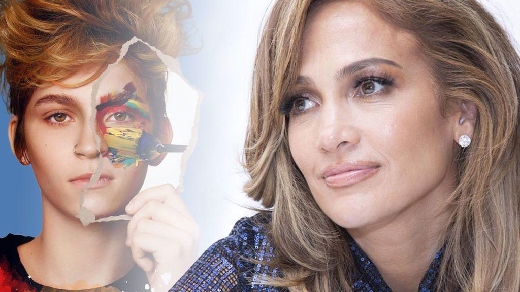 La historia detrás de Brendon, el sobrino trans de Jennifer Lopez que podría llevarse un Oscar