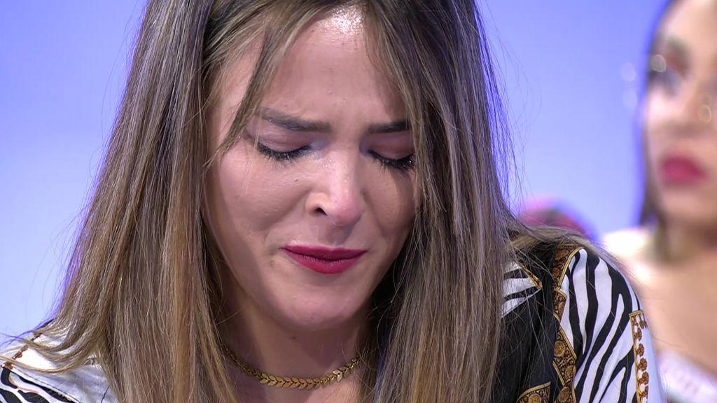 """Marta Peñate se rompe en su reencuentro con Lester: """"Te he dado lo mejor de mí"""""""