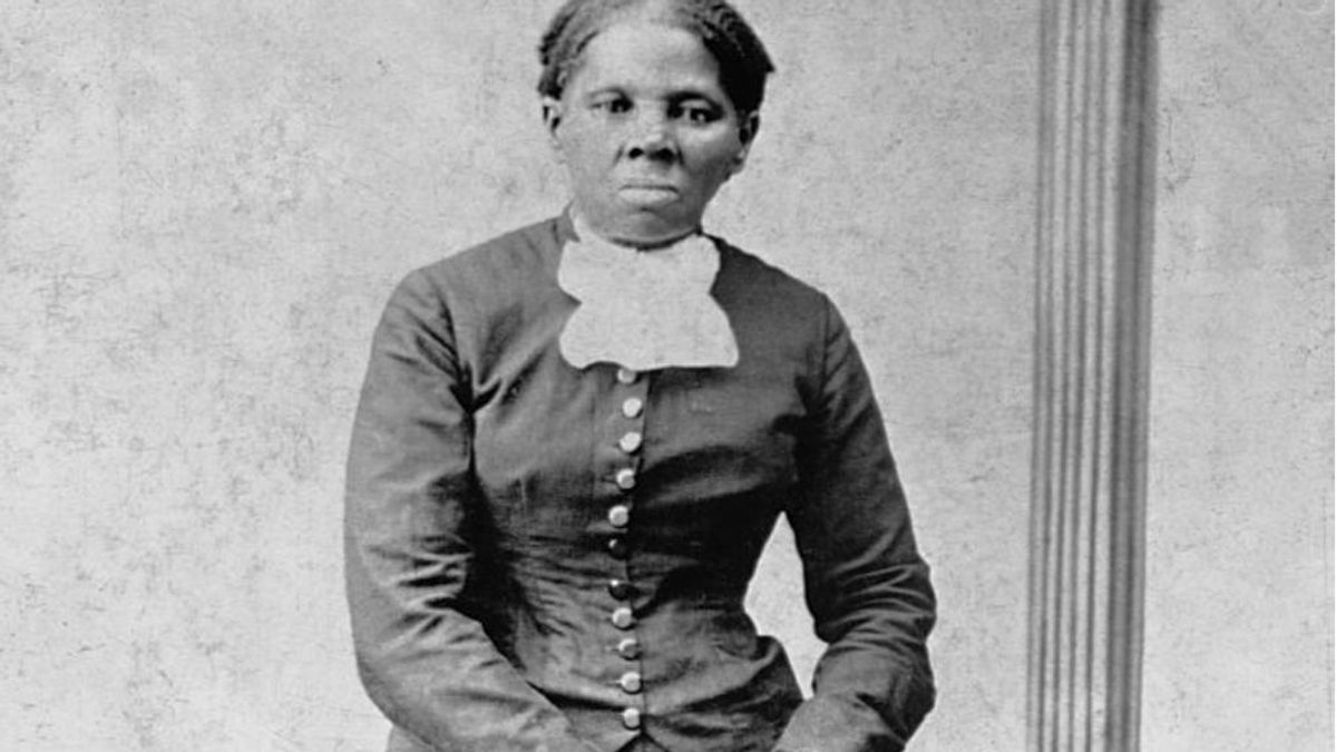 Harriet Tubman, la esclava que huyó de sus 'cazadores' y que Joe Biden quiere que aparezca en los billetes