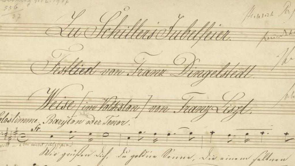 Alemania compensa a los herederos de Emma Frankenbacher, la judía obligada a malvender a los nazis unas partituras de Liszt