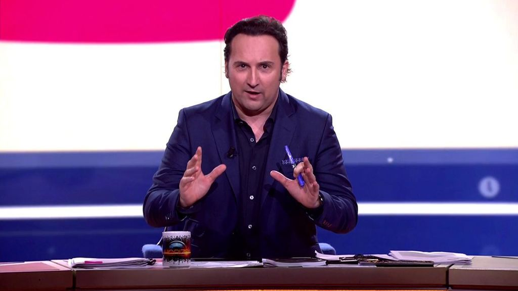 Iker JIménez tiene un canal como gamer