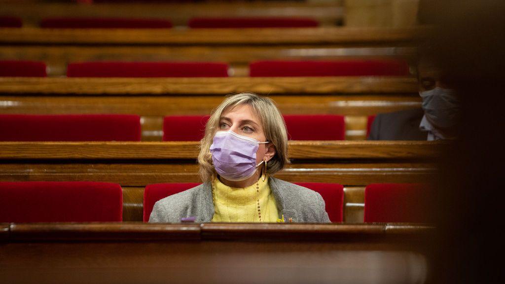 La consellera de Salut catalana Alba Vergés, confinada por ser contacto de un positivo de covid-19