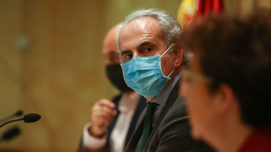 Madrid firma la orden para activar la sanidad privada hasta el 28 de febrero para atajar la tercera ola