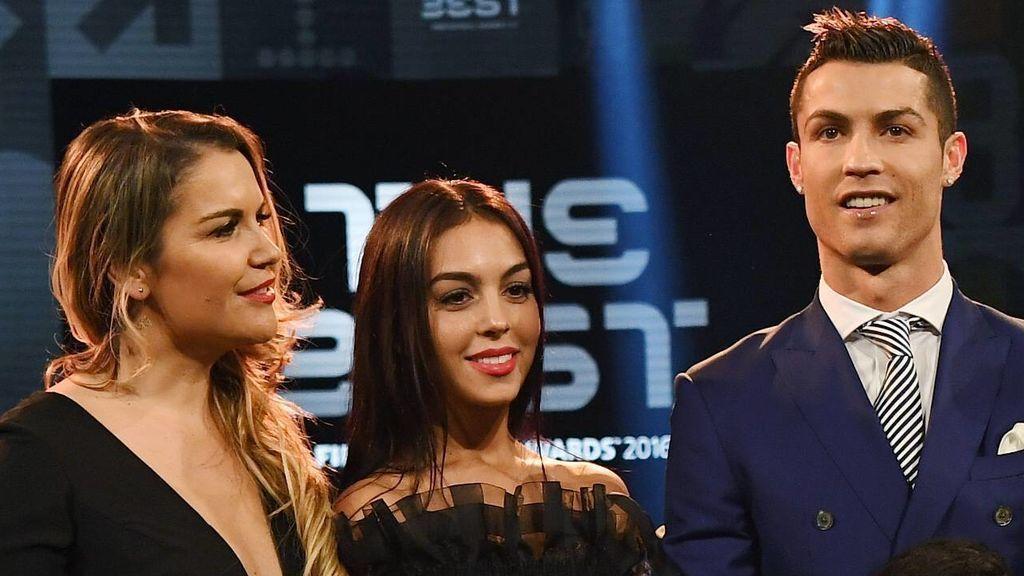 Katia Aveiro, hermana de Cristiano Ronaldo, desvela su verdadera relación con Georgina Rodríguez