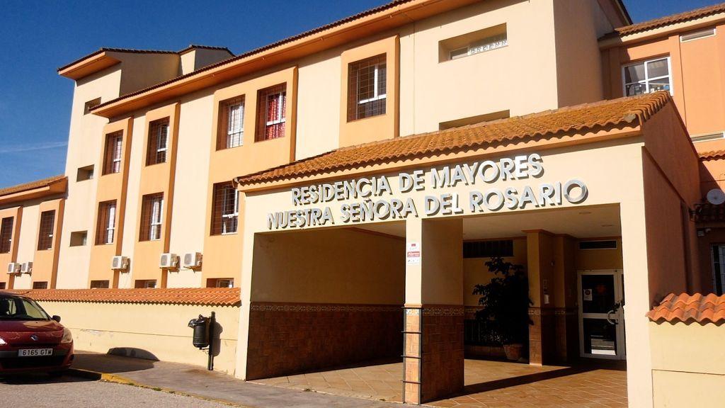 Más de una treintena de fallecidos en una residencia de Los Barrios