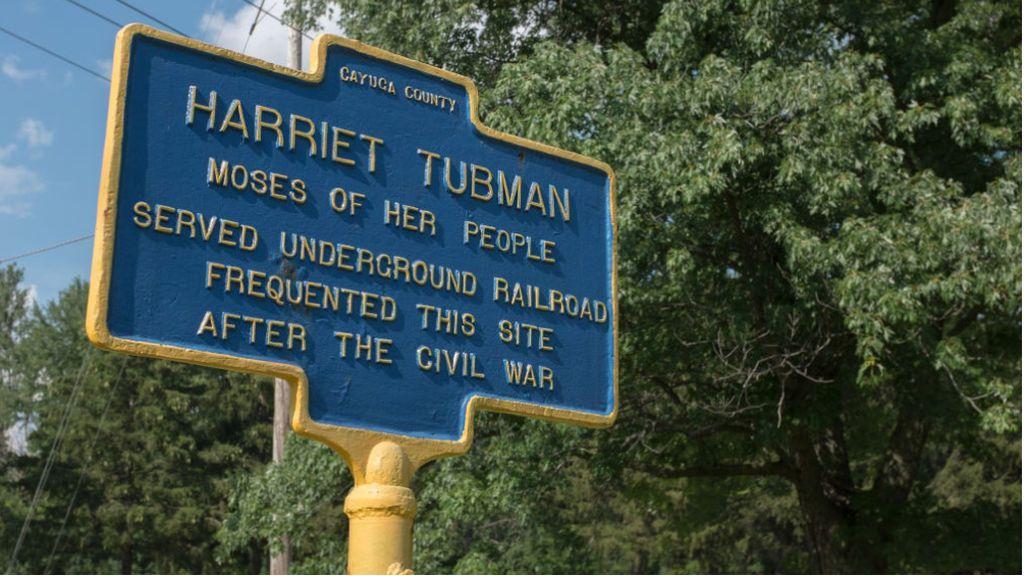 Placa Harriet Tubman