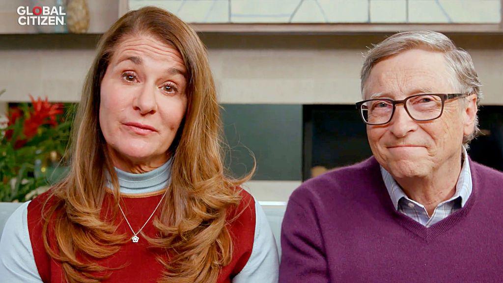 Bill Gates y Melinda Gates, presidentes de la fundación Gates