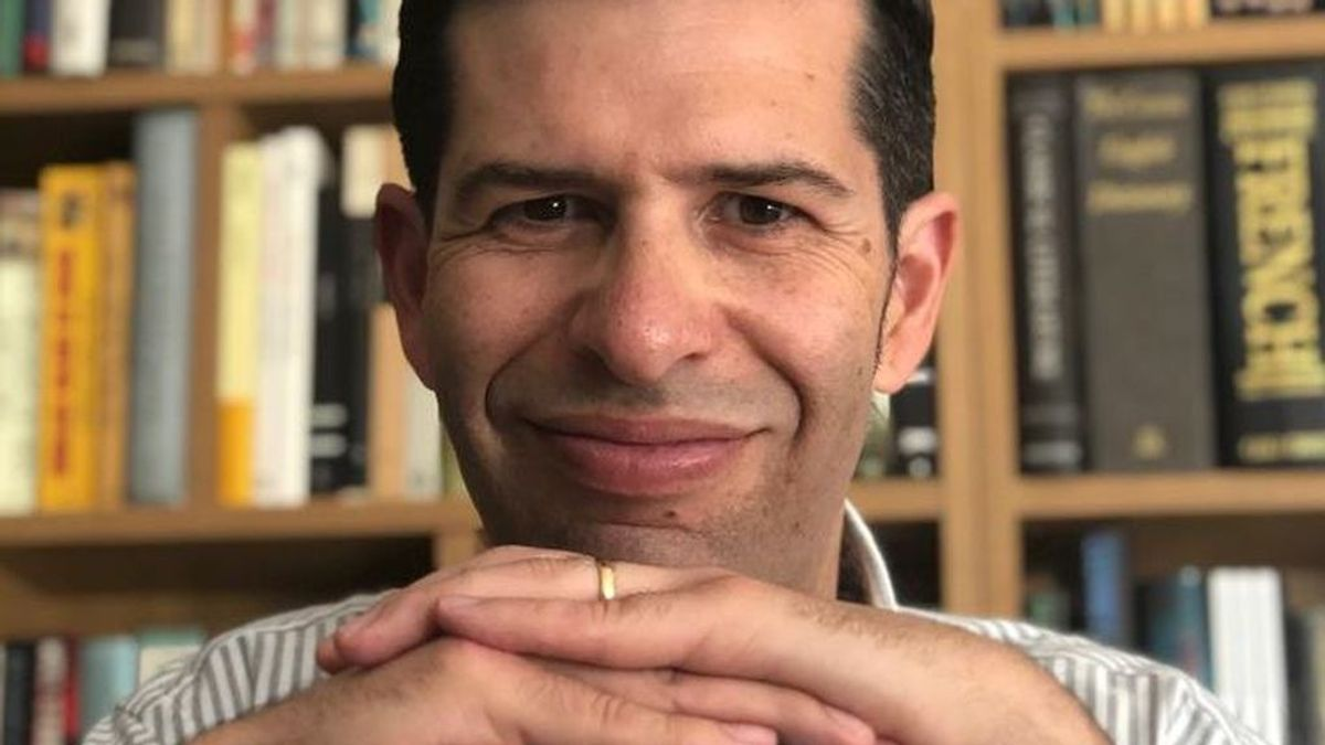 Eduardo Infante, profesor de Filosofía: