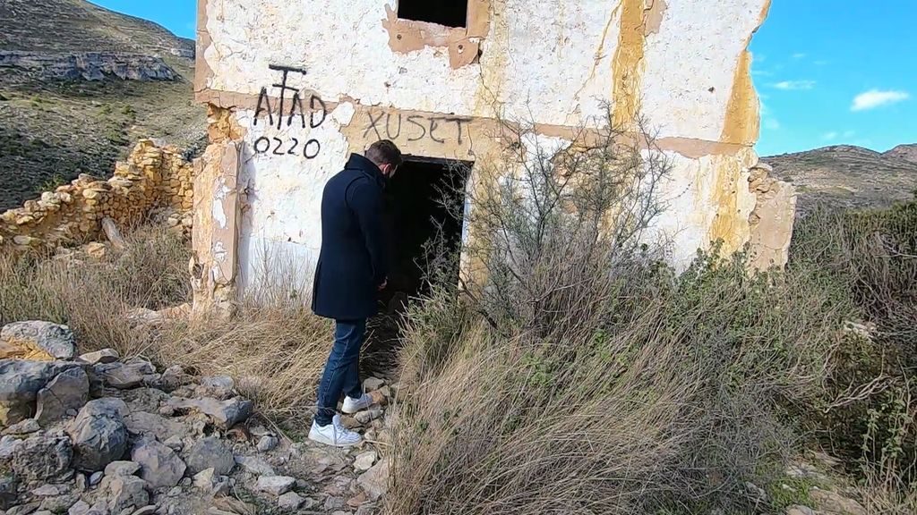 'En el punto de mira' se adentra en la casa donde se han encontrado huesos de las niñas de Alcàsser