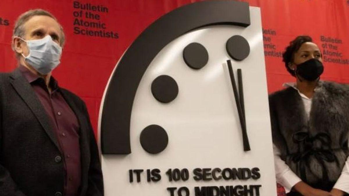 Estamos más cerca del apocalipsis: el coronavirus adelanta el Reloj del Juicio Final