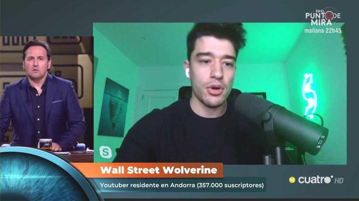 'Horizonte' sobre la fuga de youtubers a Andorra