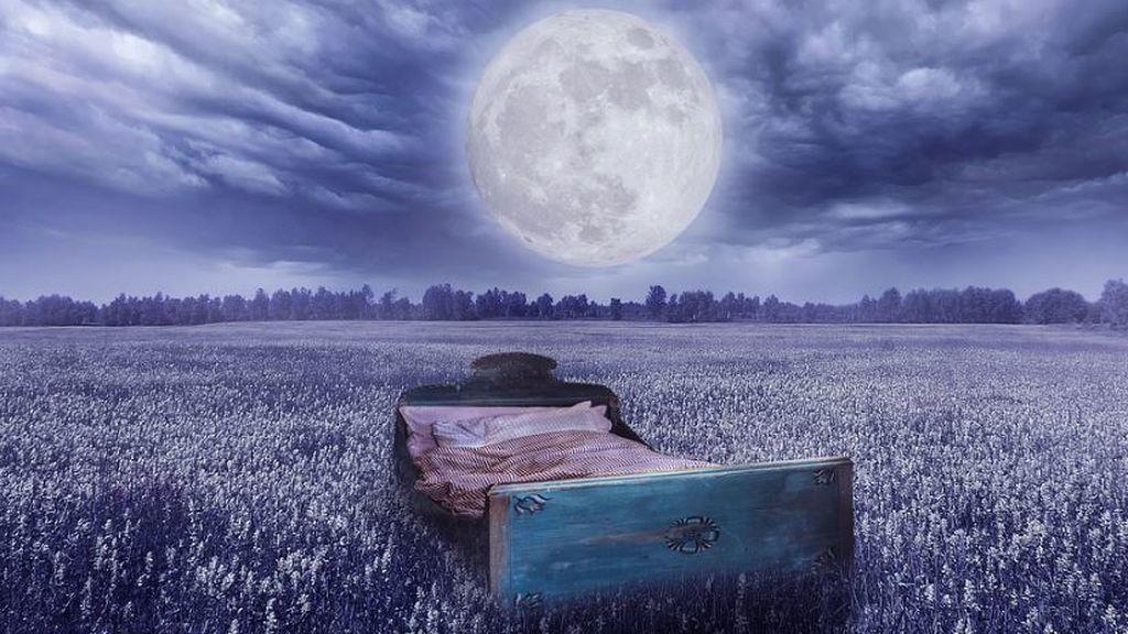 Esta noche hay luna llena: un estudio acaba de demostrar que sus fases afectan a nuestro sueño