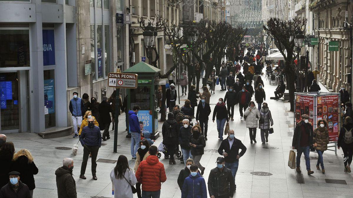 España compensa el descenso de población por la covid gracias a extranjeros