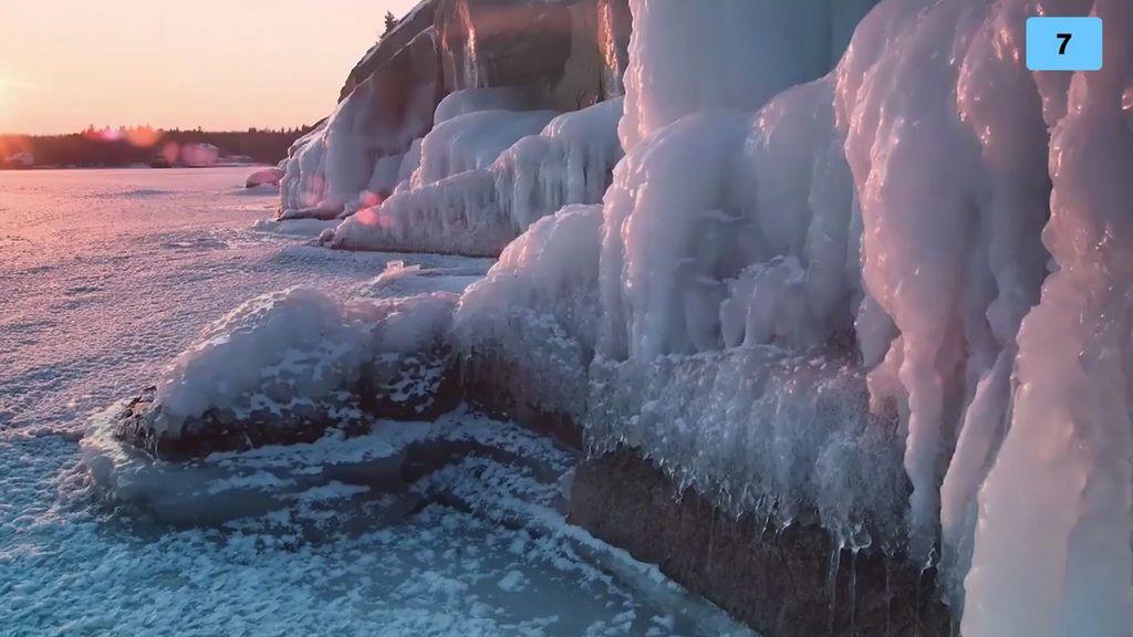 Una responsable de Greenpeace explica las consecuencias del deshielo del Ártico