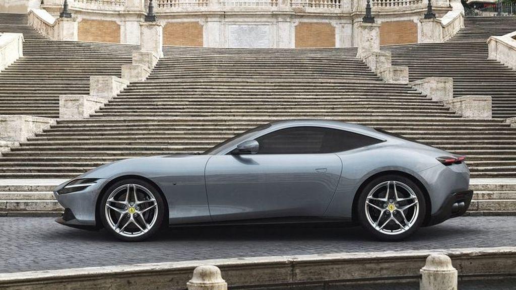 Ferrari Roma: el coupé perfecto para uso diario