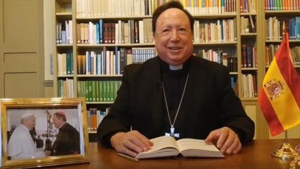 Fallece por covid-19 el arzobispo castrense de España, Juan del Río