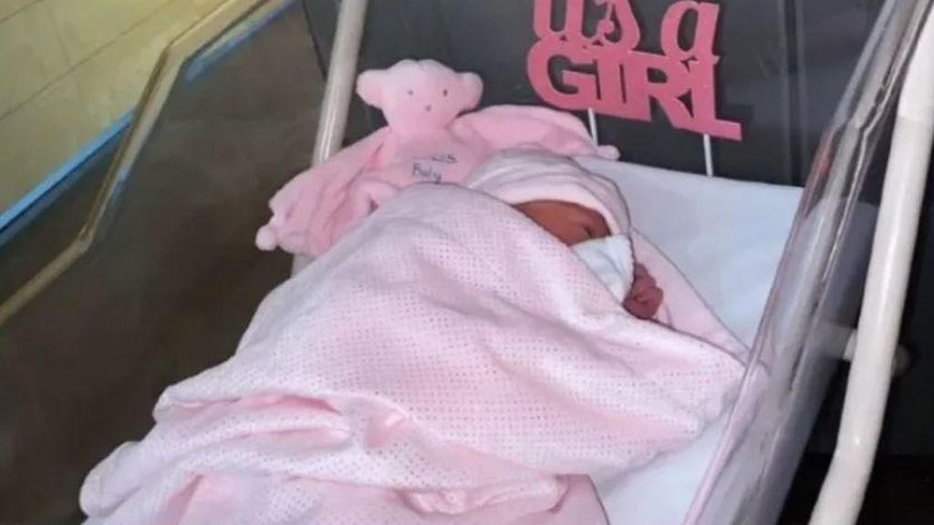 Aylén, el nombre de la primera hija de Jesé Rodriguez