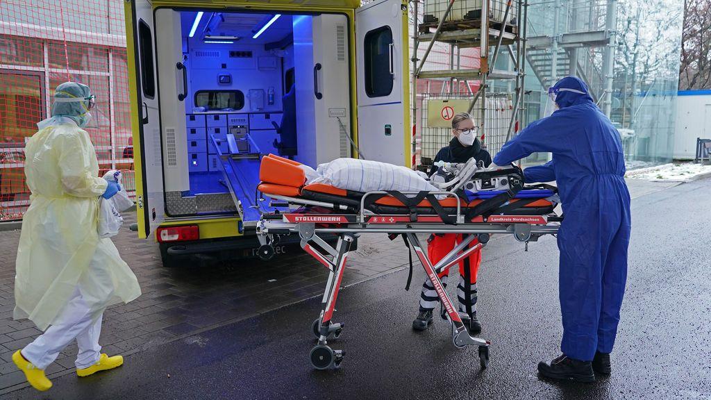 Alemania suma otros 941 muertos por coronavirus y 17.553 nuevos contagios