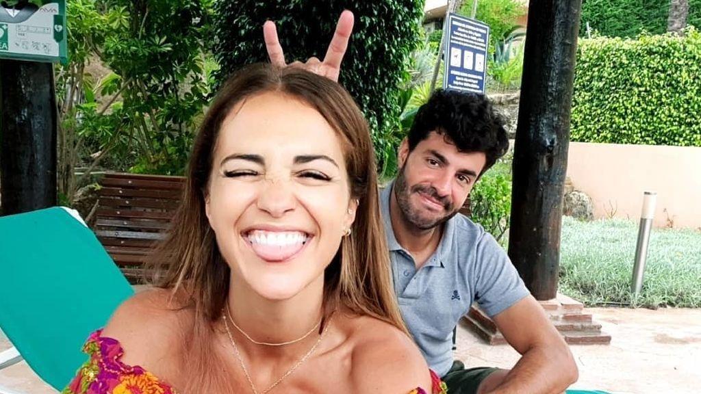 """Paula Echevarría felicita a Miguel Torres poco antes de convertirse en padre: """"Siempre juntos"""""""