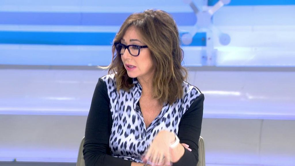 """Ana Rosa estalla contra los hombres que consumen prostitución de mujeres sometidas a la trata: """"¡Qué asco de tíos!"""""""
