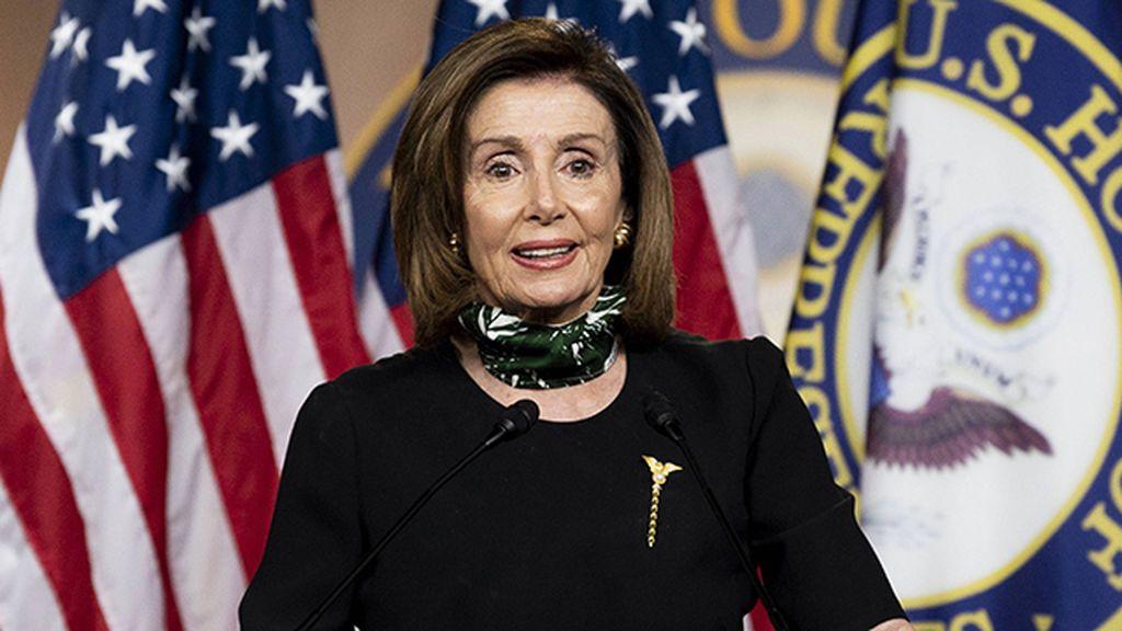 Nancy Pelosi, la presidenta de la Cámara de Representantes de Estados Unidos e icono de moda: así es su estilo sofisticado