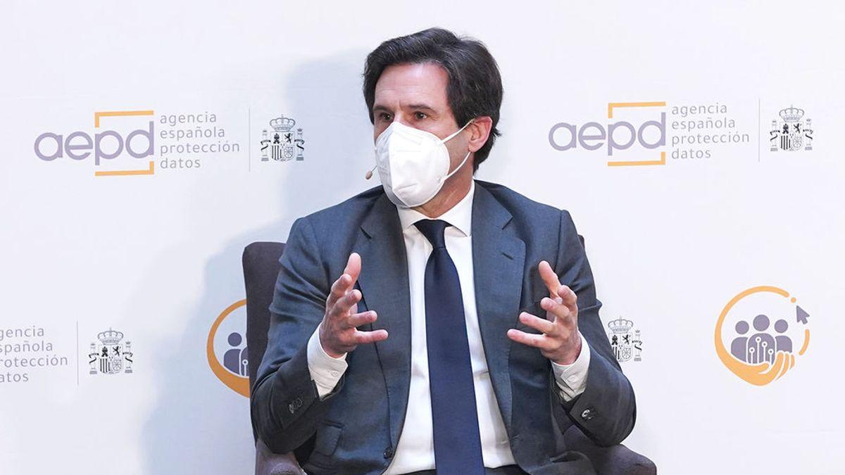 """Mario Rodríguez, en la presentación del Pacto Digital para la Protección de las Personas: """"Entrar diariamente en las casas de miles de personas conlleva una grandísima responsabilidad"""""""