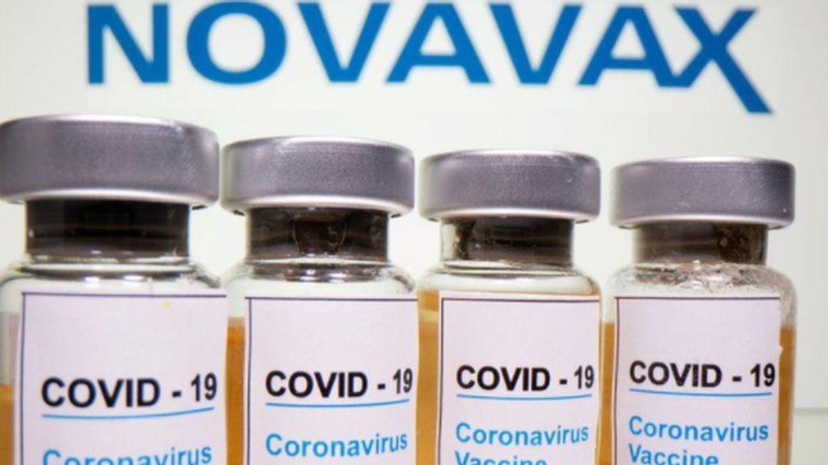 Anuncian que la vacuna Novavax es eficaz contra las variantes británica y sudafricana del coronavirus