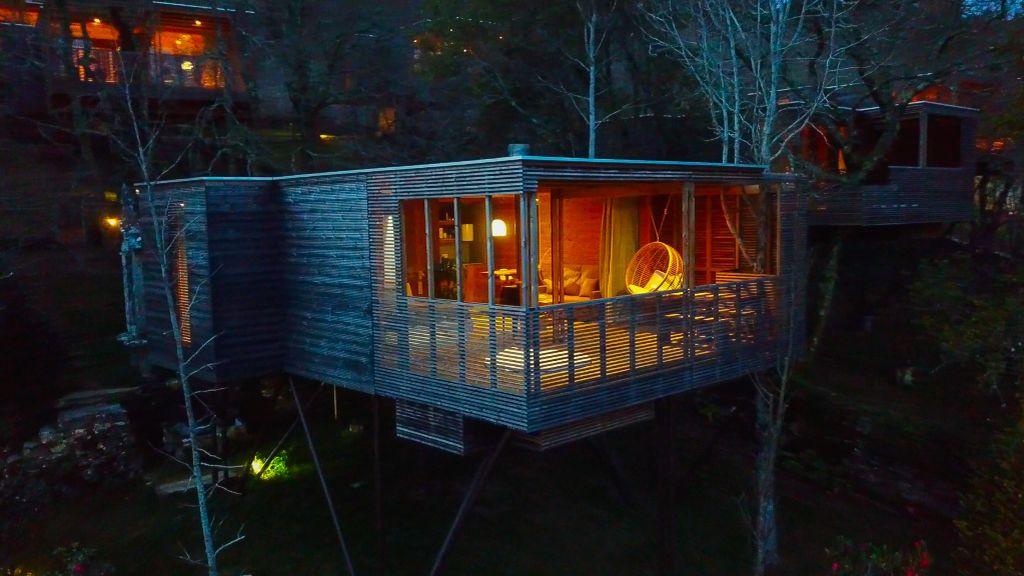 Las Cabañas de Outes, premio nacional de Arquitectura 2020