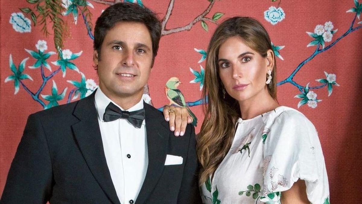 Lourdes Montes y Fran Rivera