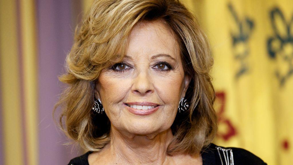 María Teresa Campos vuelve a televisión, y a Mediaset, con un programa de entrevistas a famosos