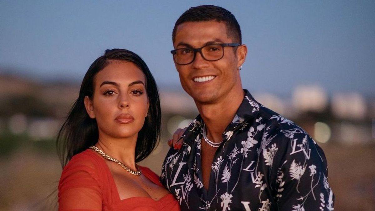"""El comentado vídeo subido de tono de Georgina Rodríguez y Cristiano Ronaldo en un jacuzzi de Courmayeur: """"Necesita otro baño de agua fría"""""""