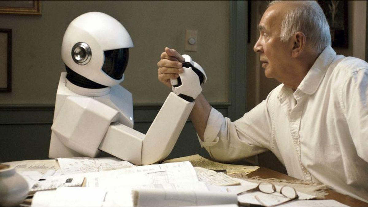 Así serán los robots que cuidarán de ti