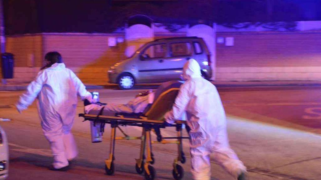 Once heridos en el incendio de una residencia de ancianos en Soria