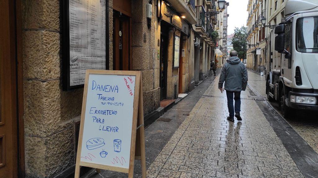 Los hosteleros vascos recurrirán ante TSJPV el decreto que obliga al cierre de establecimientos