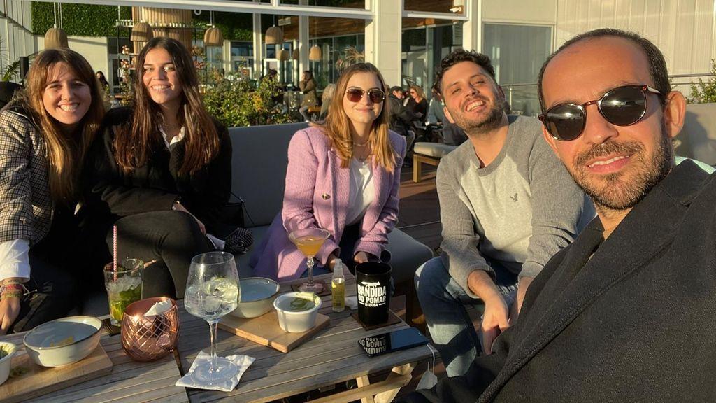 Españoles en Lisboa