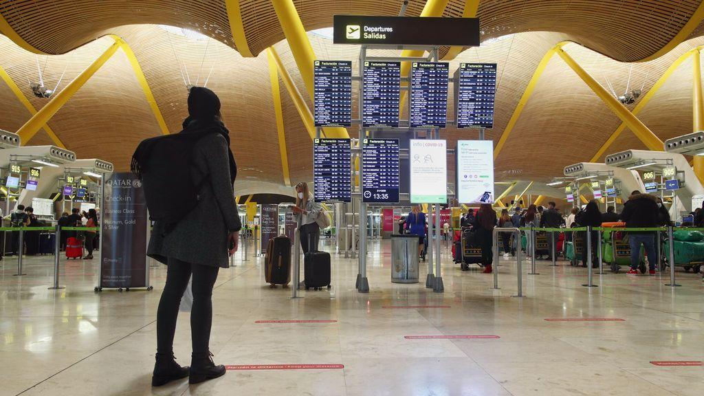 España prorroga por tercera vez la limitación de vuelos y buques con Reino Unido hasta el 16 de febrero