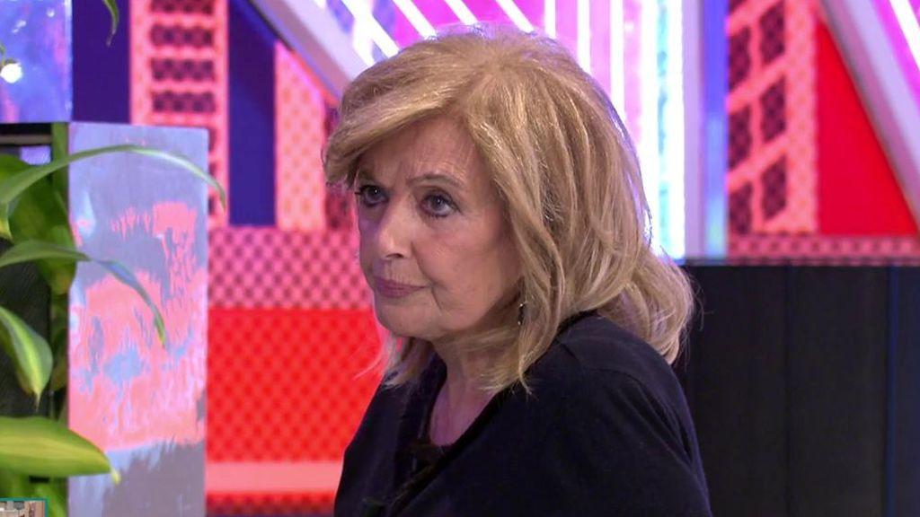 María Teresa Campos.