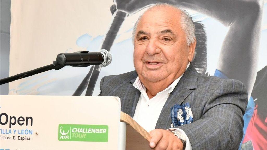 Pedro Muñox, expresidente de la RFET