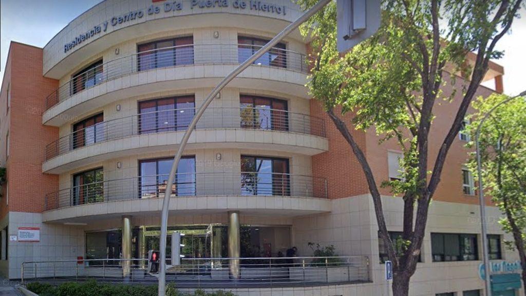 Mueren 10 ancianos por un brote en una residencia en Madrid y hay 8 infectados, dos en el hospital