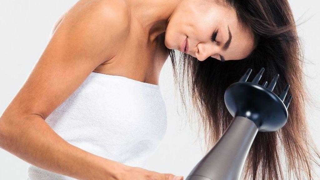 También, el secador ayudará a crear esas ondas ligeras.