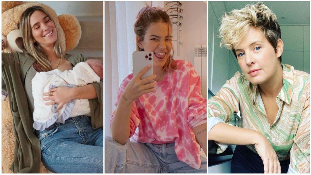 María Pombo, Laura Escanes y otras celebrities que han optado por dar biberón a sus bebés.