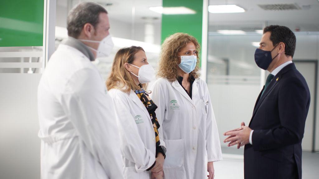 El antiguo Hospital Militar de Sevilla reabre tras 15 años cerrado para acoger pacientes de covid